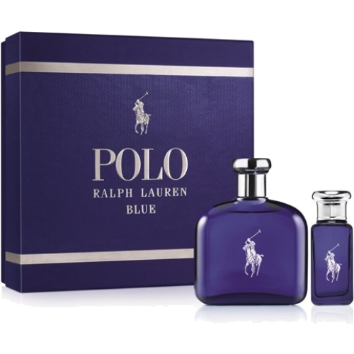 Ralph Lauren Estuche Polo Blue Edt
