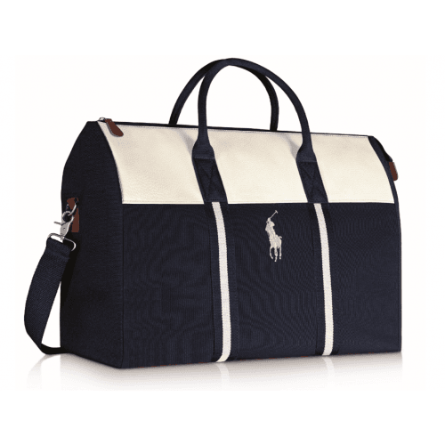 Regalo Bolsa Weekend Polo Blue