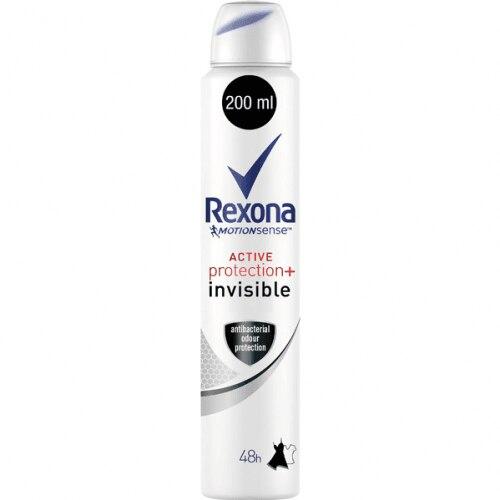 Rexona Desodorante Spray Sense Active Proteccion Invisible