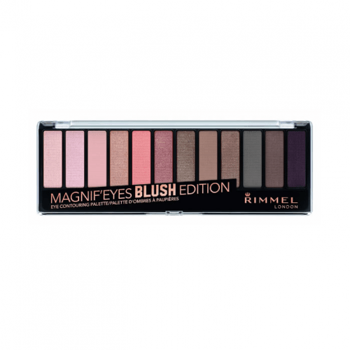 Rimmel Magnif Eyes Eyeshadow Pallet Blush