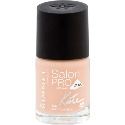 Rimmel Salon pro by kate nude collection