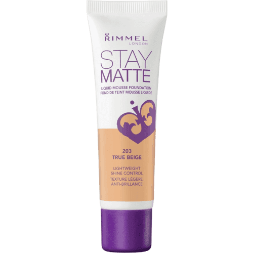 Rimmel Stay matte mousse foundation