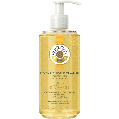 Roger Gallet Bois d orange jabon de manos liquido