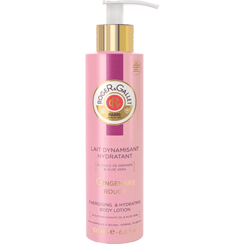 Roger Gallet Roger & gallet gingembre rouge leche cuerpo
