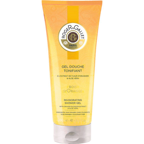 Roger Gallet Roger & gallet gel ducha bois orange