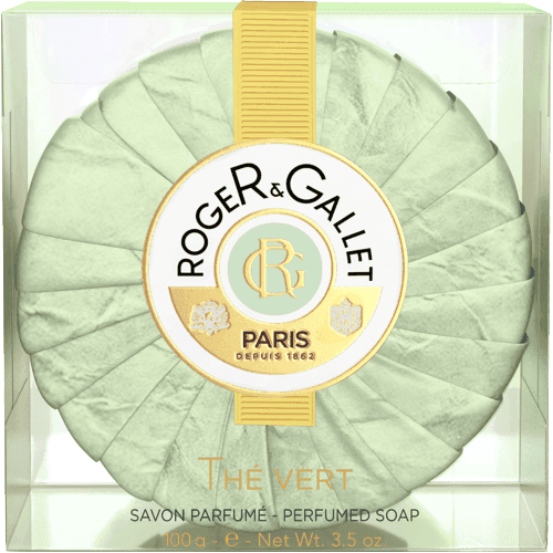 Roger Gallet The vert jabon en pastilla viaje