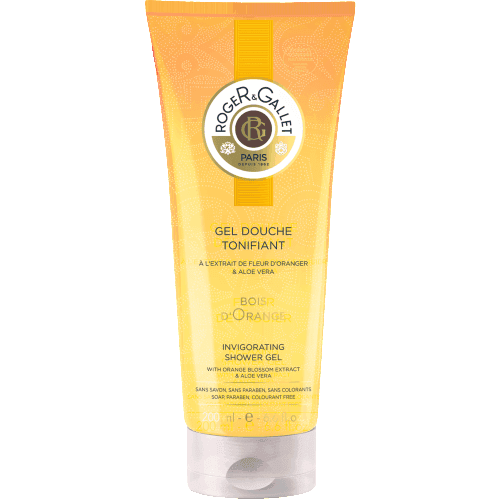 Roger Gallet Bois d orange gel de ducha