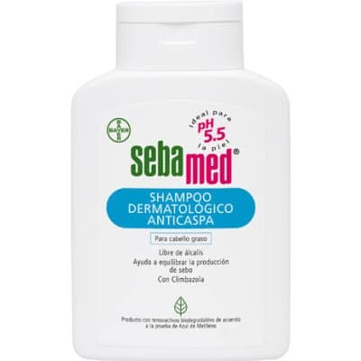 Sebamed Champú dermatológico anti-caspa