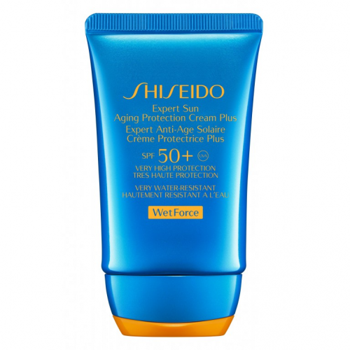 shiseido expert sun aging protection cream  plus wetforce spf 30+