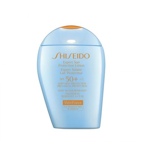 Shiseido Lotion protection wetforce spf50