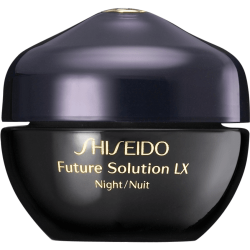 shiseido future solution lx crema de noche