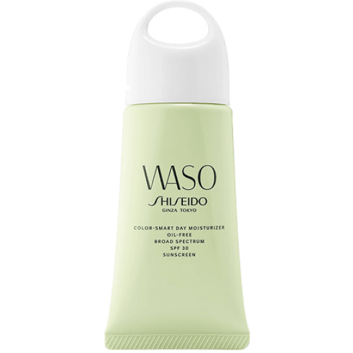 Shiseido Waso Color Smart Day Moisturizer Oil free SPF30