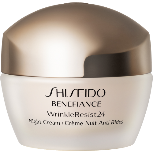 Shiseido Wrinkleresist 24 night cream