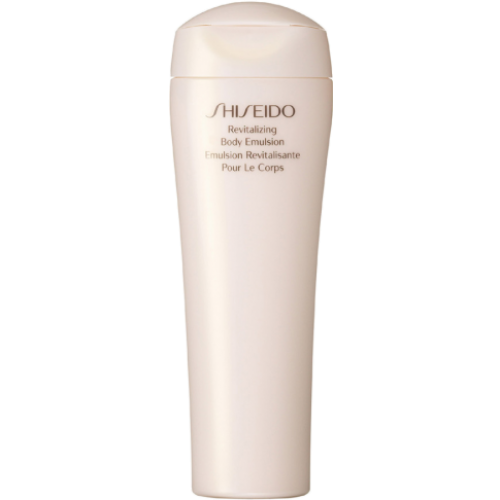 shiseido revitalizing body emulsión