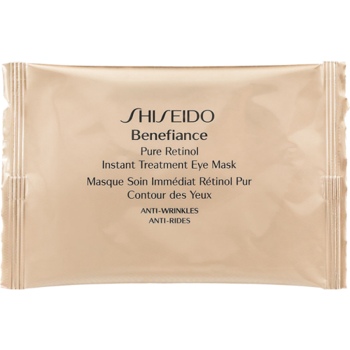 Shiseido Pure retinol instant treatment eye mask