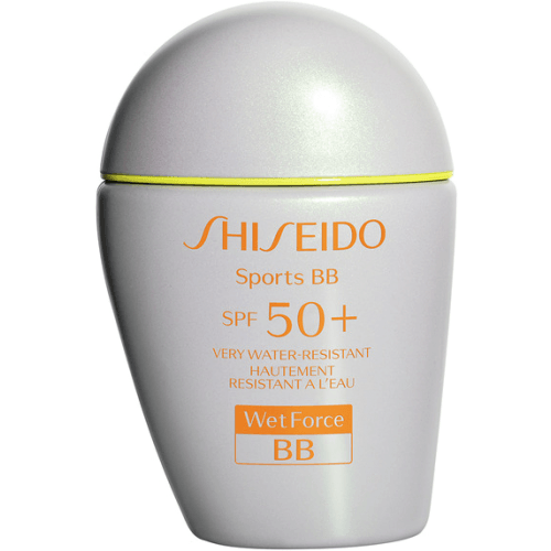 Shiseido Sport bb spf50 wet force