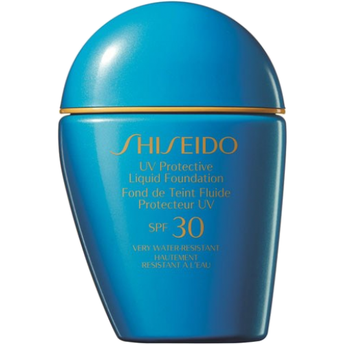 Shiseido Uv protective liquid foundation spf30