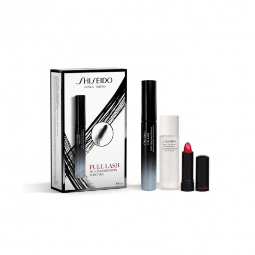Shiseido Estuche Full Lash Multi Dimension Mascara