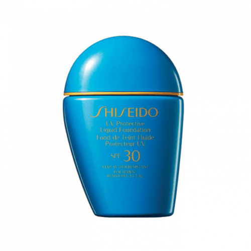 Shiseido Sun protection liquid foundation spf 30