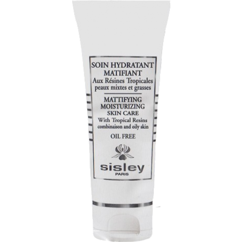 Sisley Soin matifiant hydratant aux resines tropicales