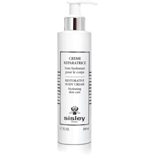 sisley creme reparatrice soin hydratant pour le corps