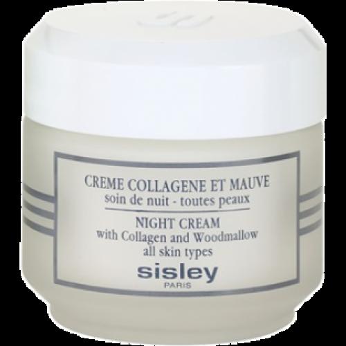 sisley creme collagene et mauve