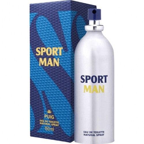 Sport - Man Sportman Colonia masculina