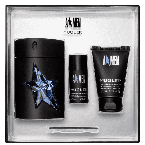 Mugler A Men Basic Set Eau De Toilette