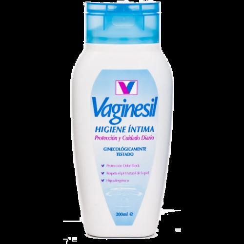Vaginesil Solución íntima 200 ml.
