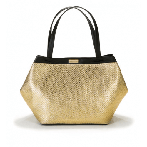 Regalo Bolso dorado Versace