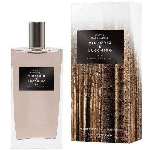 Victorio & Lucchino Agua Masculina N 6 Elegancia Natural EDT Spray