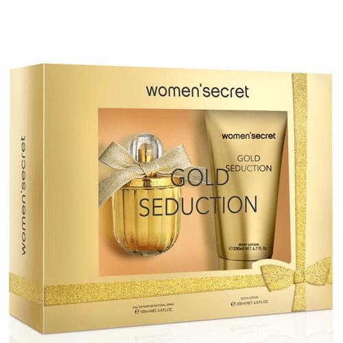 Women´secret Estuche Mujer Women´s Secret Gold Seduction