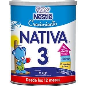 Nestle Leche de crecimiento nativa 3 premium