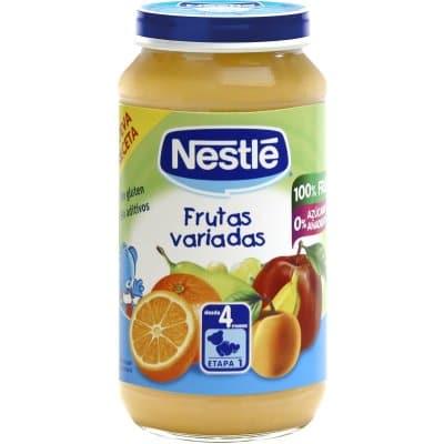Nestle Tarrito frutas variadas nestle
