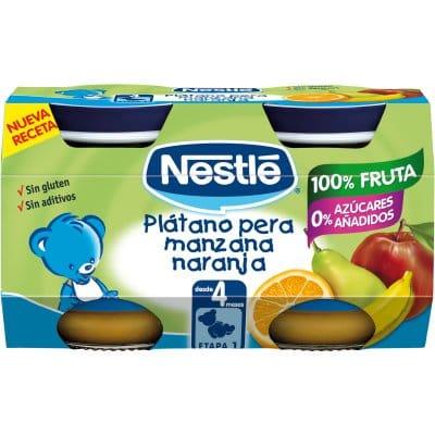 Nestle Tarrito 4 frutas