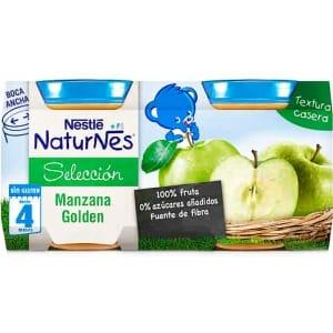 Nestle Nestle naturnes manzana golden