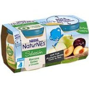 Nestle Nestle naturnes manzana golden y ciruela