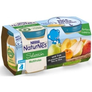 Nestle Nestle naturnes multifrutas