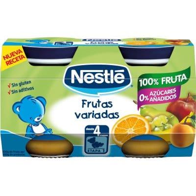 Nestle Nestle tarrito frutas variadas