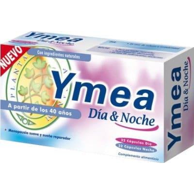 Ymea Complemente alimenticio día y noche menopáusea