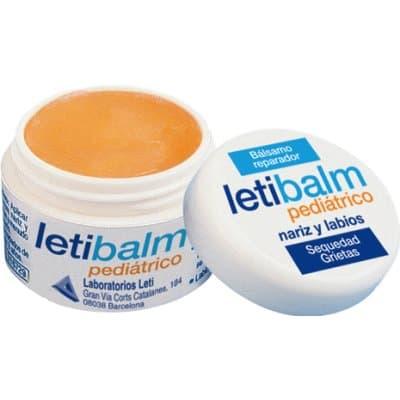 LetiAt4 Letibalm bálsamo pediátrico reparador nariz y labios