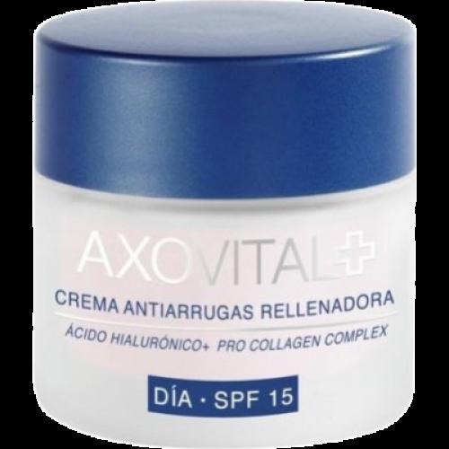 Axovital Crema antiarrugas rellenadora día