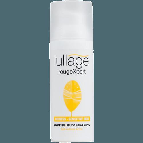 Lullage Fluido solar spf50+ rougexpert