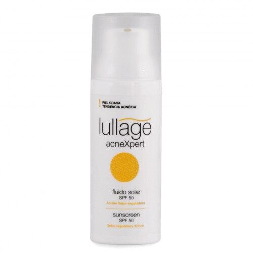 Lullage Fluido Solar SPF50+ acneXpert