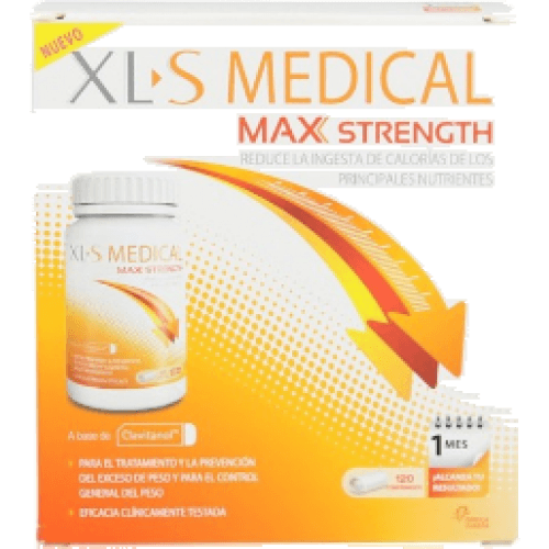 Xls Medical Xls medical max strength 120 comprimidos