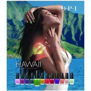 OPI COLECCION HAWAII by OPI