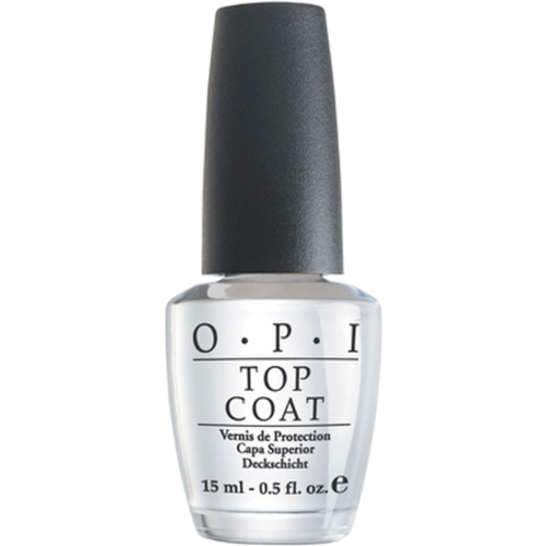 opi top coat high gloss