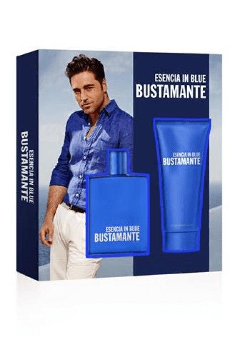 Bustamante Estuche Hombre Esencia In Blue de David Bustamante