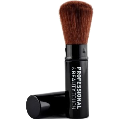 PROFESSIONAL & BEAUTY TOUCH Retractable brush 501