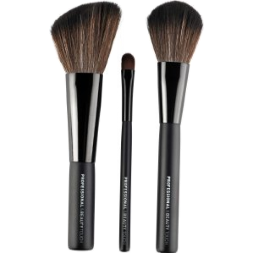 PROFESSIONAL & BEAUTY TOUCH Set brushes 601